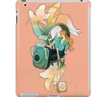 Thumbelina - Peach iPad Case/Skin