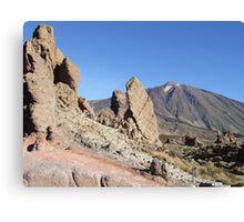 Roques de Garcia Canvas Print