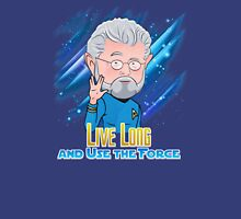Live Long and Use the Force Unisex T-Shirt