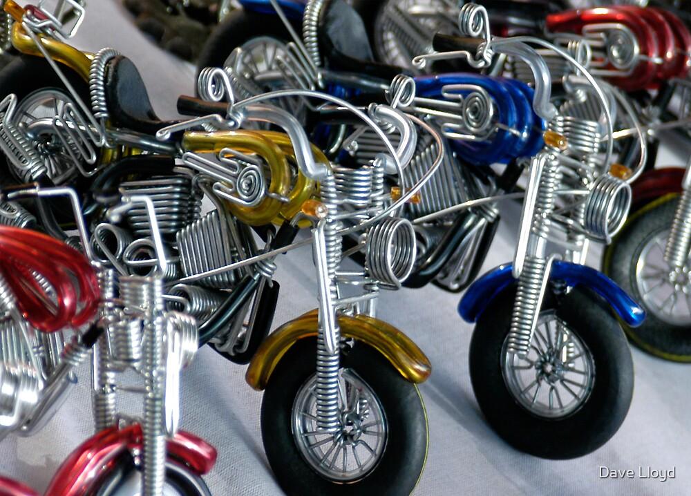 Mega Bikes by Dave Lloyd