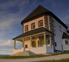 Monastery Limbarska gora by Knedl