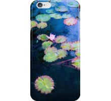 Water Lilies  iPhone Case/Skin