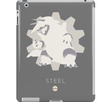 Pokemon Type - Steel iPad Case/Skin