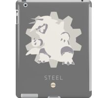 Pokemon Type - Steel iPad Case/Skin