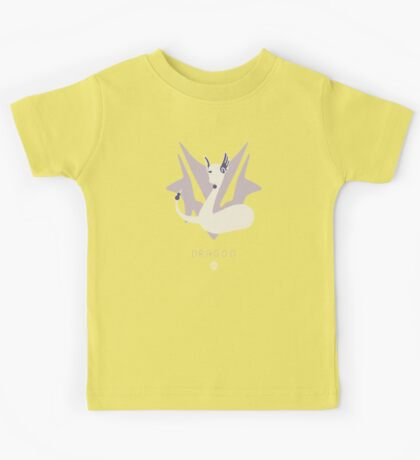 Pokemon Type - Dragon Kids Tee