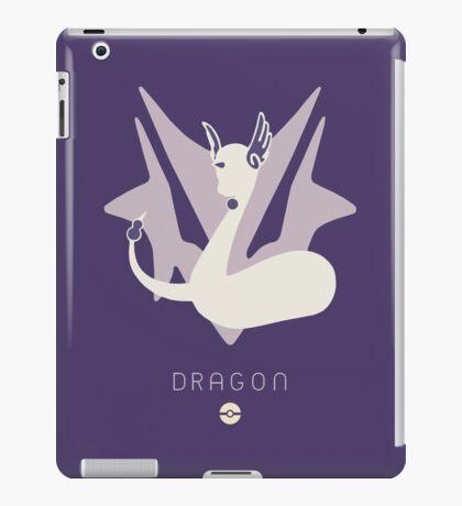 Pokemon Type - Dragon iPad Case/Skin