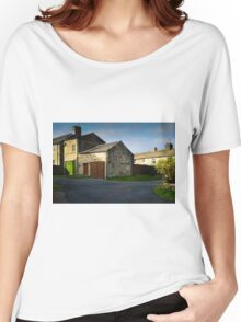 Muker Cottages Women's Relaxed Fit T-Shirt
