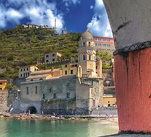 Vernazza - Through an Arch by paolo1955