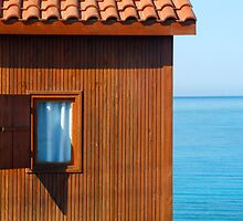 The beach hut by michelleduerden
