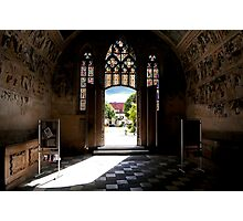 Dom zu Gurk - Shrine of St. Hemma Photographic Print