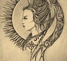 Lady Isolde by casan