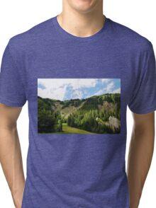 Friulian Dolomites  Tri-blend T-Shirt