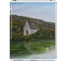 Gougane Barra, County Cork, Ireland iPad Case/Skin