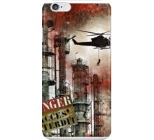 Life in the the danger zone......... iPhone Case/Skin