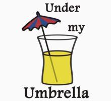 Under My Umbrella by evahhamilton