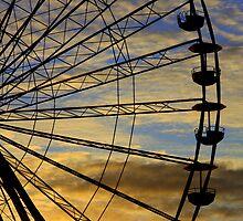 The Big Wheel by Janine Branigan