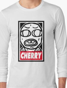 Cherry Bomb (Tyler the creator) Long Sleeve T-Shirt