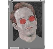 Charlie - Man Without Fear iPad Case/Skin