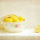 Still Life with Lemons by VikaRayu