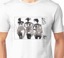 Three Virgins Three Wives T Unisex T-Shirt