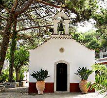 Monastery Chapel by Teresa Zieba
