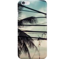 Cable Palm iPhone Case/Skin