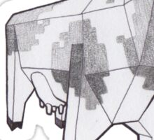 Cows! Sticker