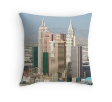 Penthouse View Throw Pillow