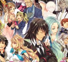Xillia 2 Characters (ToX 2) Sticker