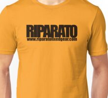 Riparato fixed gear t shirt Unisex T-Shirt