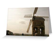 Chesterton Windmill England Greeting Card
