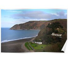 Lynmouth II Poster