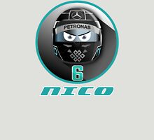 Nico ROSBERG_2015_Helmet #6 Unisex T-Shirt