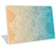 Altocumulus Mammatus Clouds. Laptop Skin