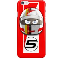 SEBASTIAN VETTEL #5_2015 iPhone Case/Skin