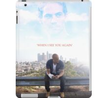 Fast and Furious - T-shirt & iPhone case iPad Case/Skin