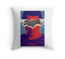 Superman by Henry Cavill Throw Pillow