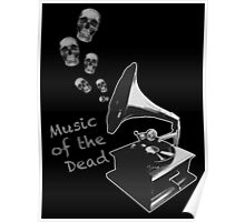 Music of the Dead Poster