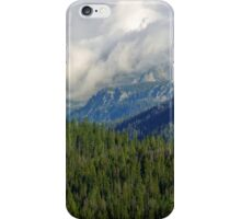 Mountain Cradle iPhone Case/Skin