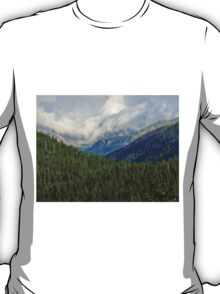 Mountain Cradle T-Shirt