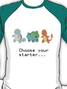 1st Gen Starters T-Shirt