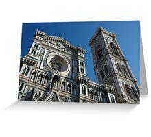 Italian Architecture Greeting Card
