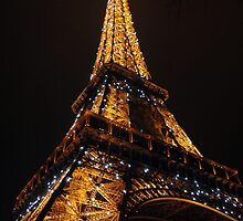 Eiffel Tower by Night 2 by suz01