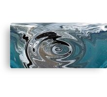 Caribbean abstract Canvas Print