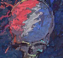 Impressionist Stealie by Brotherckrafty