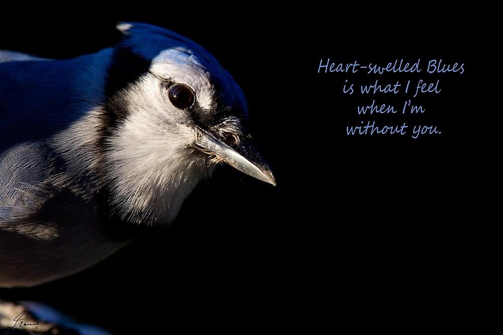 Heart-swelled Blues by DigitallyStill