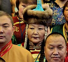 traditional. mongolian people, india by tim buckley | bodhiimages