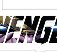 THE AVENGERS - THANOS Sticker