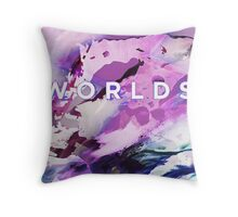 Sea of Voices - Porter Robinson Throw Pillow