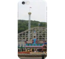 Boulder Dash, Lake Compounce iPhone Case/Skin